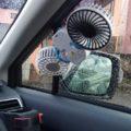 レヴォーグで車中泊(準備編5)換気システム思案